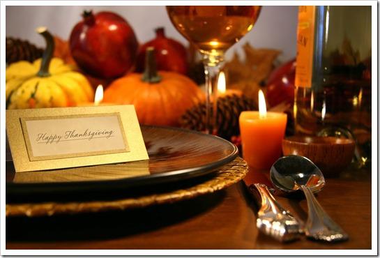 Thanksgiving Memories 1